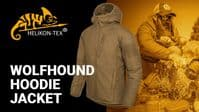 Helikon Wolfhound Hooded Jacket - Alpha Green